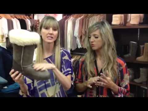 Kelley Cawley Boutique Fashion Vlog- Ugg Australia - THE PERFECT GIFT. December 6, 2012