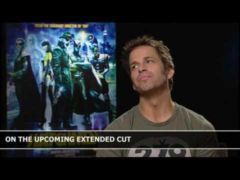 Watchmen: Zack Snyder | Empire Magazine