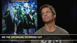 Watchmen: Zack Snyder   Empire Magazine