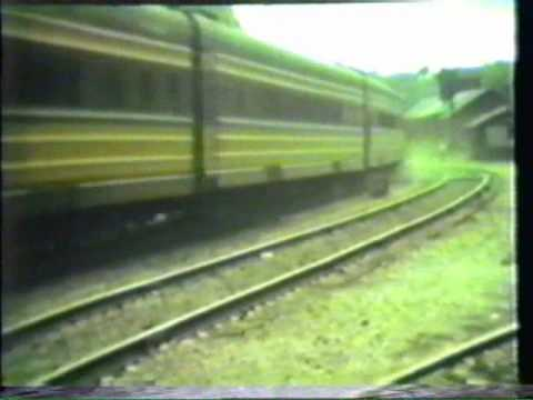 Passenger trains in Minnesota and Wisconsin