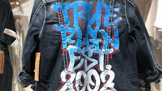 REVIEW ON TRUE RELIGION JACKET!