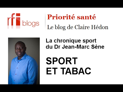 Sport et tabac