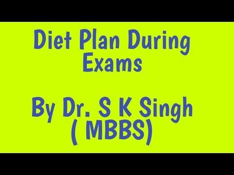 Diet Plan For Students | Diet Plan During Exams | Healthy Diet Plan | Diet  increase Brain power