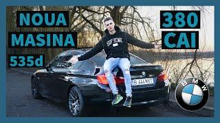 NOUA MASINA - BMW 535d M Sport…