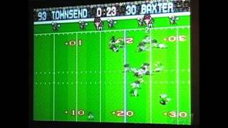 Tecmo Bowl: Kickoff Nintendo Wii Video - The director