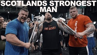 I COULDN'T FIT ON THE PLANE | Scotlands Strongest Man