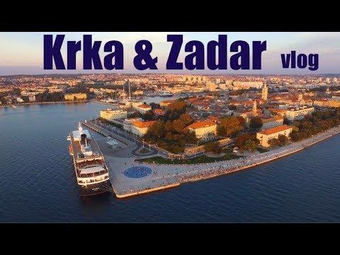 Krka National Park and Zadar, Croatia