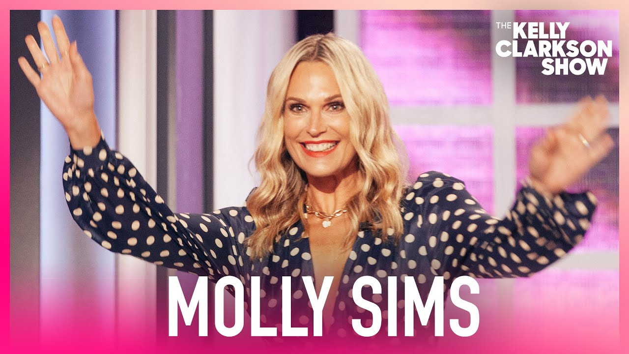 Molly Sims Has A Mommy Fort To Hide From Her Kids