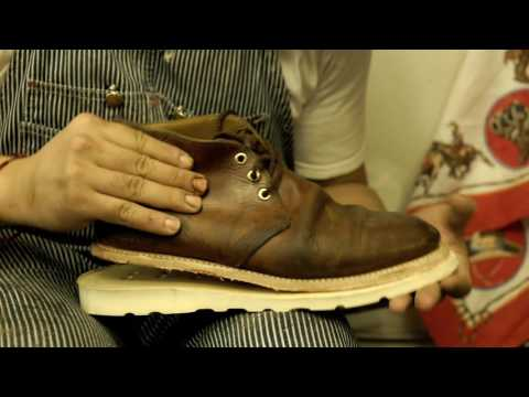 Red Wing Chukka Boot Resole #20