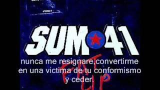 Sum 41-Fat Lip(Subtitulada al Español)