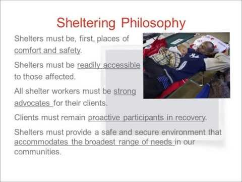 How to Help Persons With Functional and Mental Health Needs in a Mass Shelter