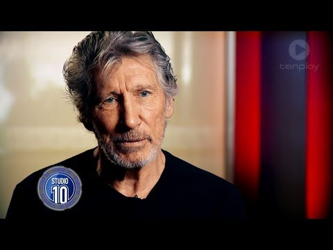 Roger Waters Talks Pink Floyd, Music & More | Studio 10