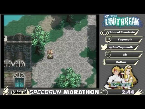 Tales of Marathon 2016: Phantasia (SNES) in 4:38:59 by Yagamoth
