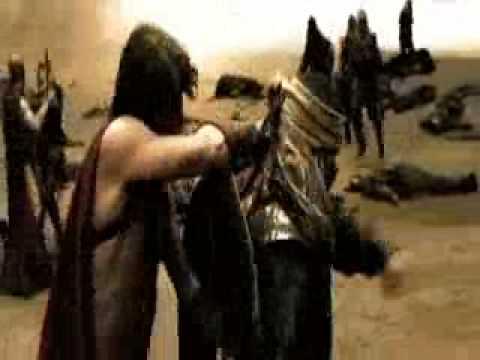300 - Sparta - secondo giorno di battaglia termopili Italiano