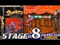 【SFC】ウルトラマン/ULTRAMAN - Gameplay Part 8 vs Alien MEFILAS (EXPERT MODE)