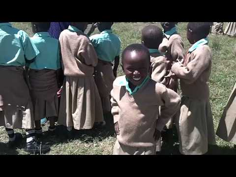 Tanzania, Africa. Student Center
