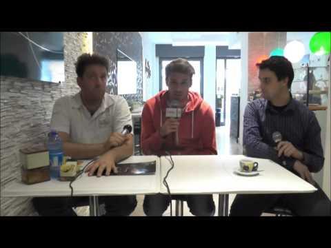 UN CAFFE' FUORICAMPO 07-05-14: Intervista a Marco Cristini