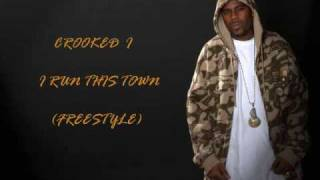 Crooked I Presents Horse Shoe Gang - I Run This Town Freestyle (BRAND NEW + FREE DOWNLOAD LINK)