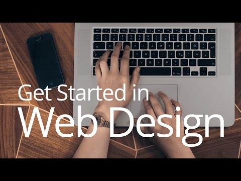 How to Get Started in Web Design (Live Streamed Tutorial)