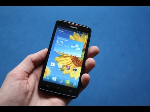 Huawei Ascend D1 quad XL - Review deutsch