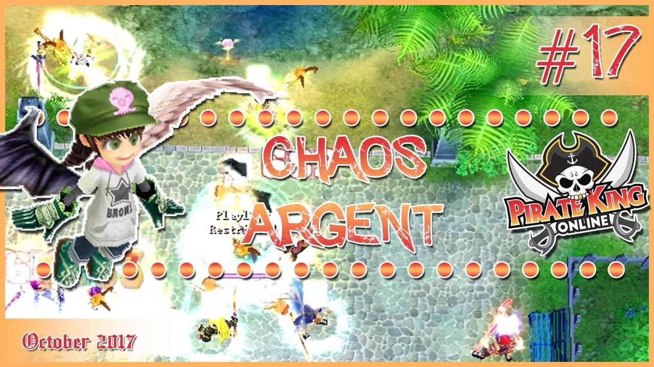 [Fun] Pirate King Online - Chaos Argent PK [#17]