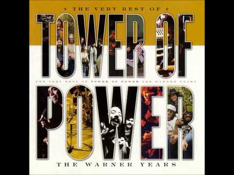 """TOWER OF POWER """"So Very Hard To Go""""  1973  HQ"""