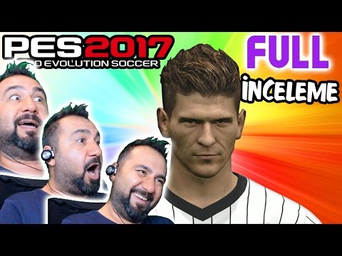 PES 2017 PC FULL İNCELEME | BEŞİKTAŞ MAÇI