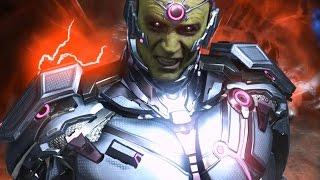 Injustice 2 - Batman vs Brainiac (Story Battle 64) [HD]