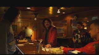 Logan Lucky - bar scene