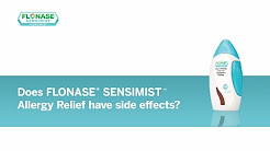Does FLONASE® SENSIMIST™ Allergy Relief have side effects?