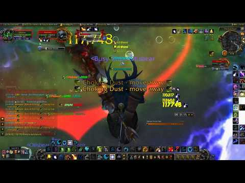 869 ilvl 101 twink soloing Neltharion's lair