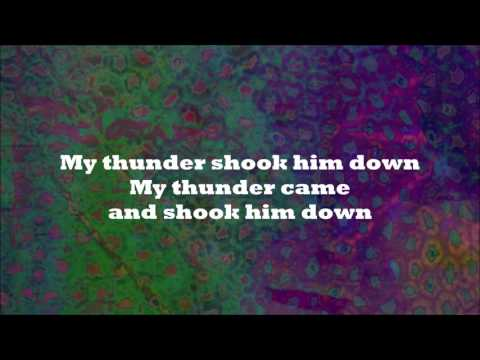 Glass Animals - The Other Side of Paradise (Lyrics)
