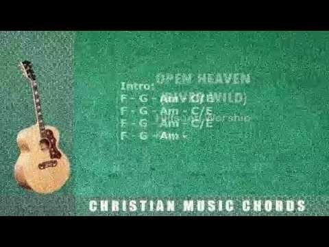Open Heaven River Wild Ukulele chords by Hillsong Worship - Worship ...