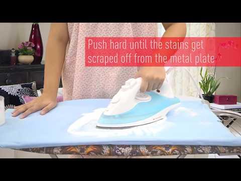 #PraktikaliTip How to Clean a Flat Iron