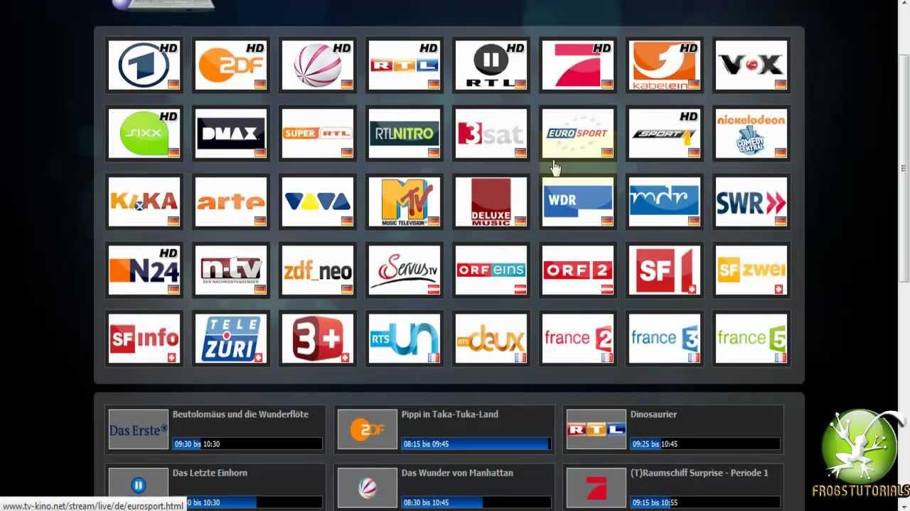 TV-KINO.NET [PRO 7 | RTL/2 | KABEL1 | VOX | NICKELODEON