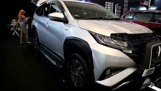 New Toyota Rush TRD Sportivo 2019/ Modification Type G, silver colour ,Exterior and Interior