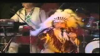 The Indians - Running Bear