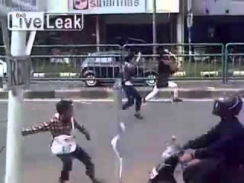 Assortment Of Gang Fights In Indonesia Part-4 View