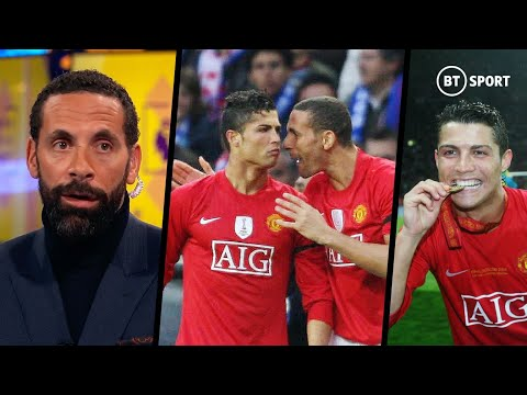"""He came as a kid and left as the best player in the world!"" Ferdinand on Ronaldo impact at Man Utd"