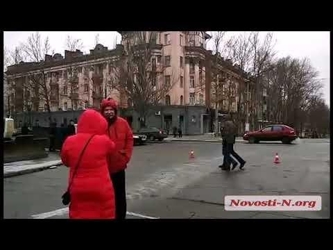 Видео Новости-N:  В Николаеве состоялся автопробег за безопасность дорожного движения