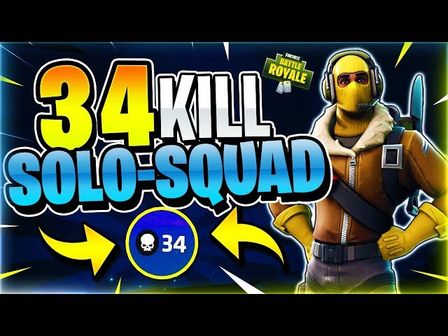 Myth Skirmish Beta Roblox - 34 Kill Solo Squad World Record Attempt 2 Fortnite Battle Royale