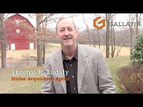 Tom Eudaly - Hello Pennsylvania from Gallatin Natural Resources