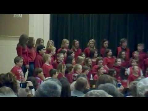 Fredericksburg Elementary School Chorus 2