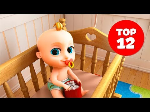Джони Джони - Сборник - Johny Johny Yes Papa - TOP 12 Songs For Children - на Русском!