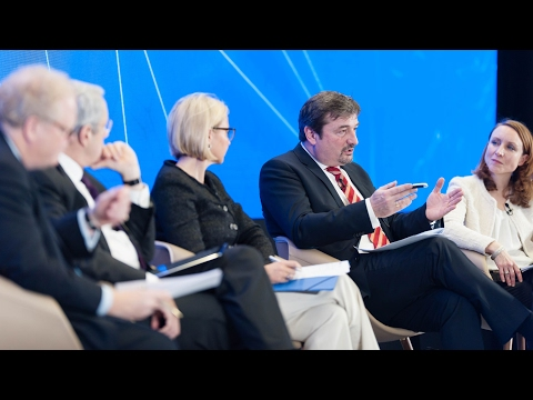 Panel 1 - Capital markets union and post-trade integration: where are we heading? - 31 January 2017