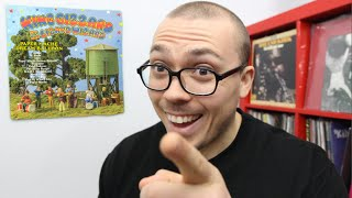 King Gizzard & the Lizard Wizard - Paper Mâché Dream Balloon ALBUM REVIEW