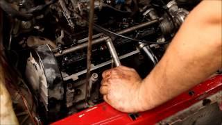 видео Замена сальников клапанов ВАЗ-2110 (8 клапанов) своими руками: особенности проведения работ