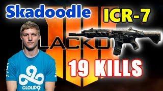 COD BO4 - Skadoodle - 19 KILLS - ICR-7
