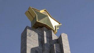 Власти Одессы отказались передавать в Киев Звезду Города-Героя.