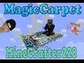 Обзор модов minecraft Magic Carpet
